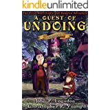 A Quest of Undoing (Ononokin: The Whizzfiddle & Gungren Adventures Book 1)