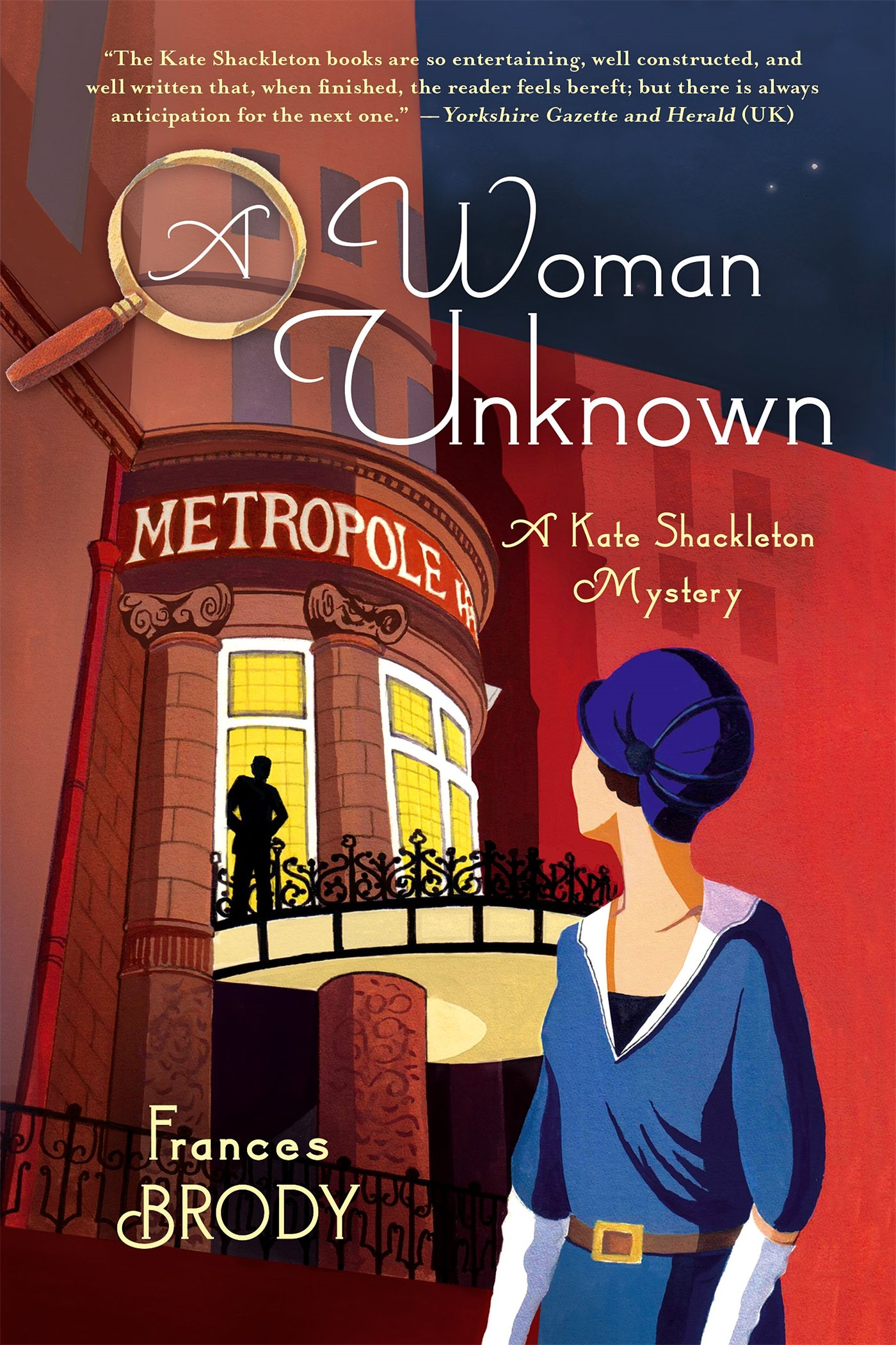 Download A Woman Unknown (A Kate Shackleton Mystery) ebook