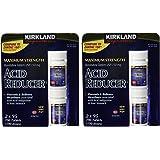 Kirkland Signature Maximum Strength Acid reducer Ranitidine tablets USP 150MG 95 Tablets 4-Count 380 Total tablets.