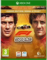F1 2019 Legends Ed. - - Xbox One