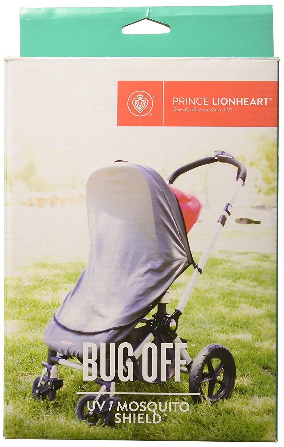 Prince Lionheart Stroller/Car Seat UV/Sleep/Insect Shield 0357