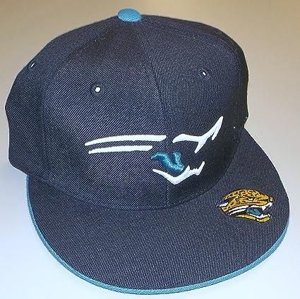 Amazon.com   Jacksonville Jaguars NFL Elements Fitted Flat Bill ... 78f6ff54dfc