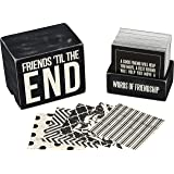 Primitives by Kathy Words of Wisdom Keepsake Friends Till The End Quote Box