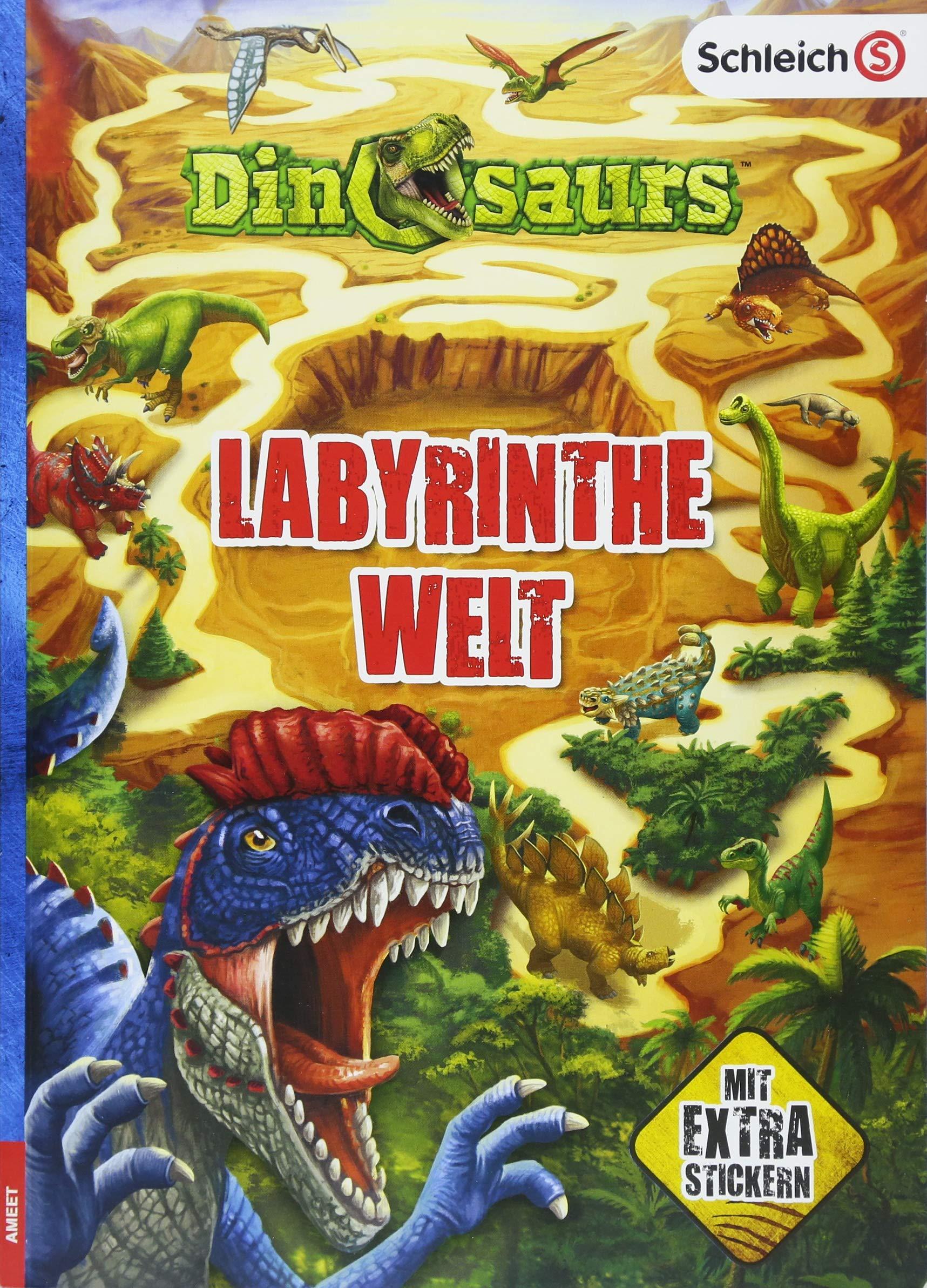 SCHLEICH Dinosaurs Labyrinthe-Welt