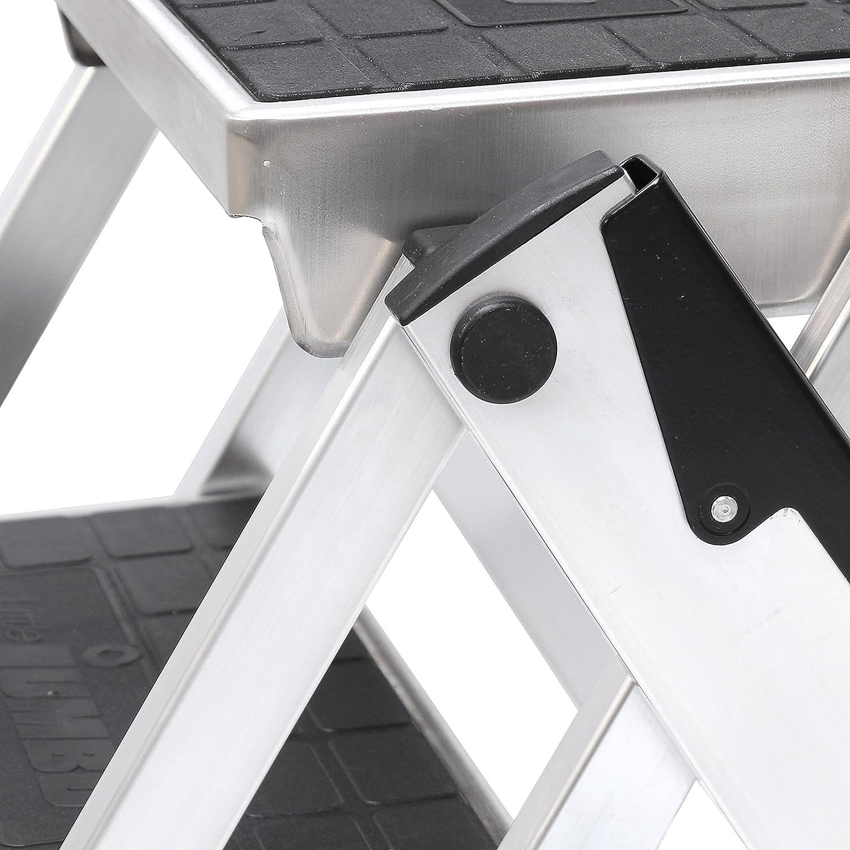 4 Stufen HYMER 606104 Sicherheitstreppe mit B/ügel