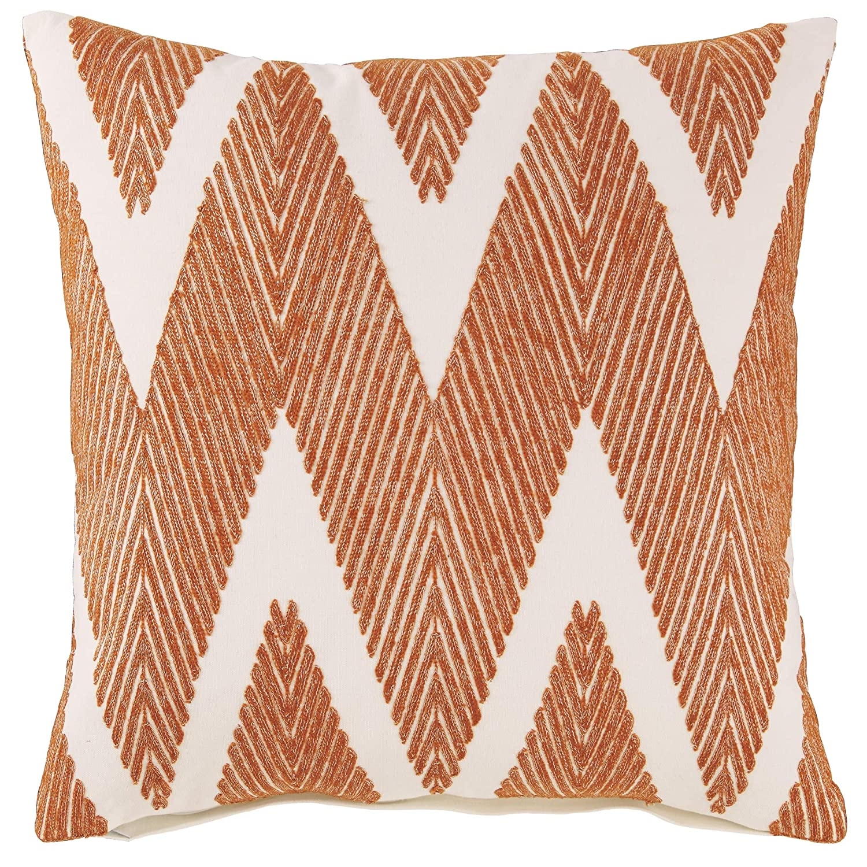 Signature Design by Ashley Carlina Throw Pillow, Orange