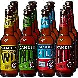 Camden Town Brewery 12 Bottle Mixed Case Beer