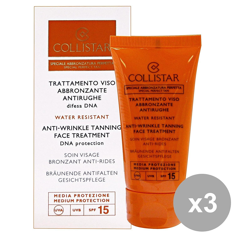 Collistar Speciale Abbronzatura Perfetta Trattamento Viso Abbronzante Antirughe SPF 15 50ml Kérastase