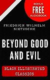 Beyond Good and Evil: Black Illustrated Classics (Bonus Free Audiobook)