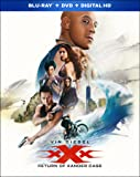 xXx: Return of Xander Cage (Blu-ray+DVD+Digital HD)