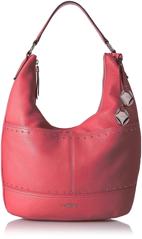 Amazon.com  Calvin Klein Avery Pebble Hobo Hobo Bag 3d0bf4b3bb13d