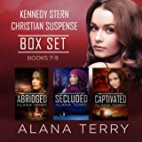 Kennedy Stern Christian Suspense Box Set (Books 7-9): Christian Suspense 3-Book Box Set
