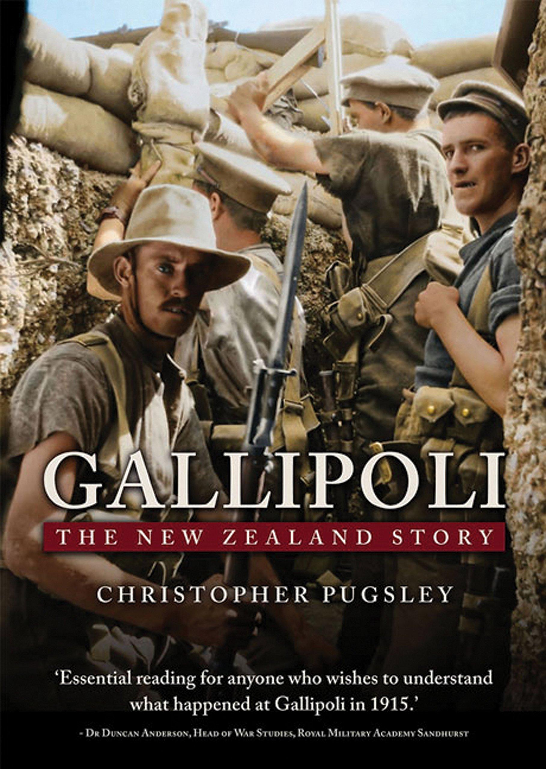 Gallipoli: The New Zealand Story PDF