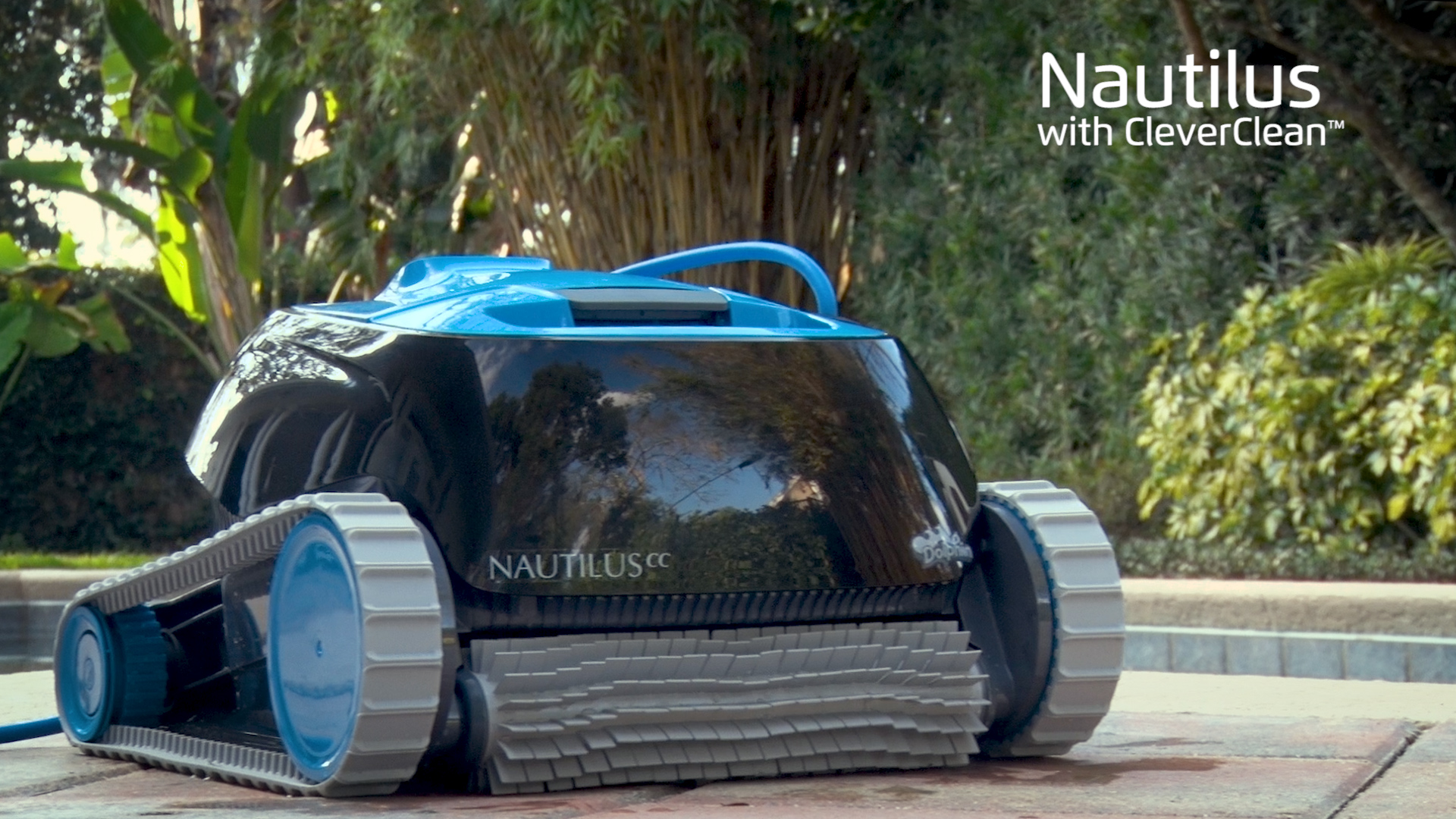 Dolphin Nautilus Cc Automatic Robotic Pool Cleaner With