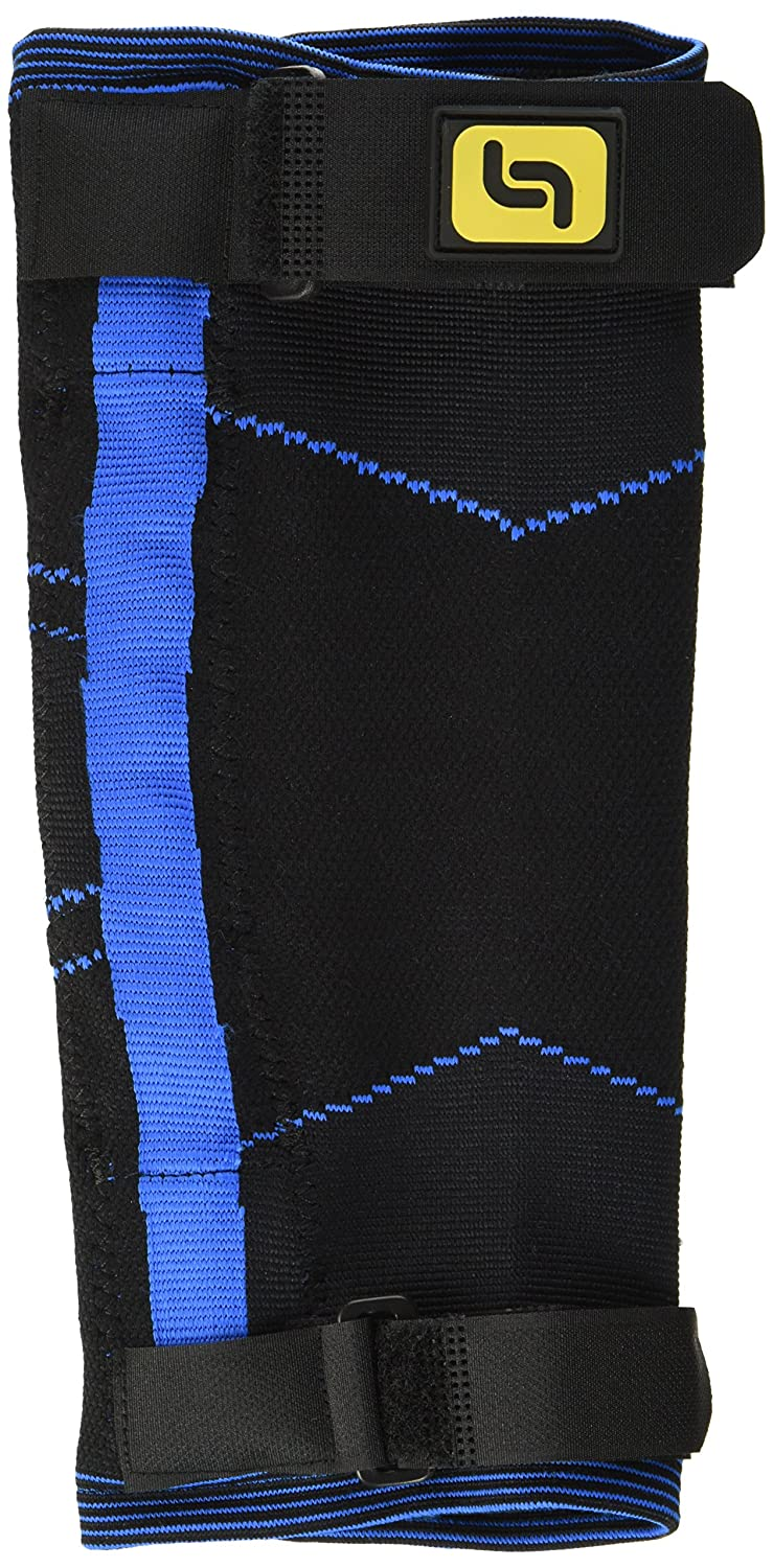 PFLEXX Homme Compression Bandage Knee Support Inter Chan geable Twin Pack L PFLE5 #Pflexx