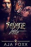 Savage Bite: MM Mpreg Shifter Romance (Shifter Kings Book 2)