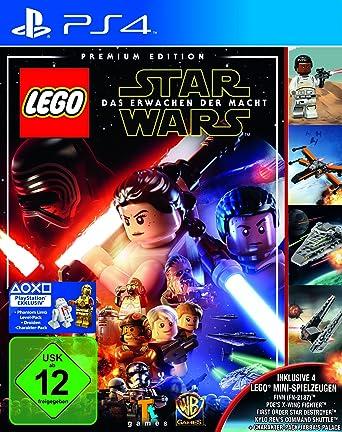 Lego Star Wars: Das Erwachen Der Macht - Premium Edition [Importación Alemana]: Amazon.es: Videojuegos