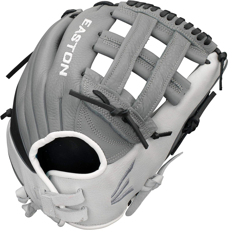 """Easton Ardoise fastpitch série 33/"""" Softball Catchers Glove SL2FP"""