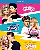 Grease 40th Anniversary Triple (Grease/Grease 2/Grease Live) [Blu-ray] [2018] [Region Free]