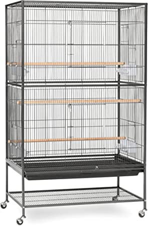 Amazon.com: Jaula de hierro forjado Prevue Hendryx Pet ...