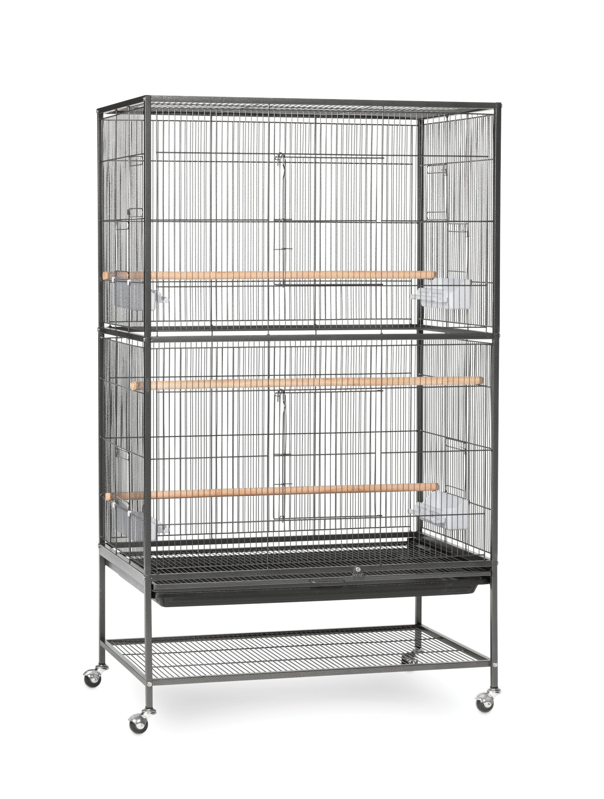 Great Companions Large Bird Cage - Prevue Hendryx Wrought Iron Flight Cage by Prevue Hendryx