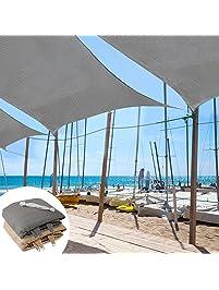 Casa Pura Sun Shade Sail | Shade Cloth, Protect Against UV | Sun Shades For