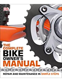 Amazon bike repair books the complete bike owners manual fandeluxe Images