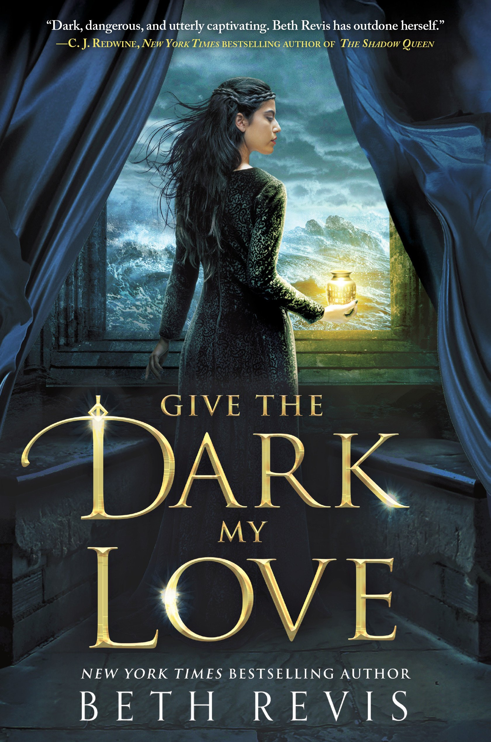 Image result for give the dark my love
