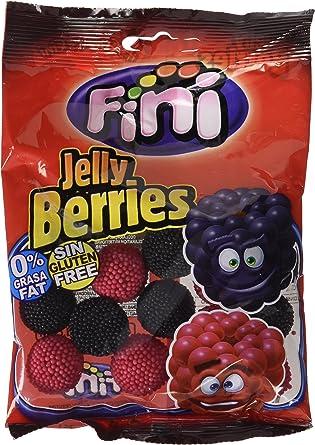 Fini - Jelly Berries - Caramelos de goma - 100 g - [Pack de 12]: Amazon.es: Alimentación y bebidas