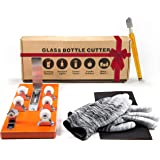 Bottle Cutter & Glass Cutter Bundle - DIY Machine for Cutting Wine, Beer, Liquor, Whiskey, Alcohol, Champagne, Water or…