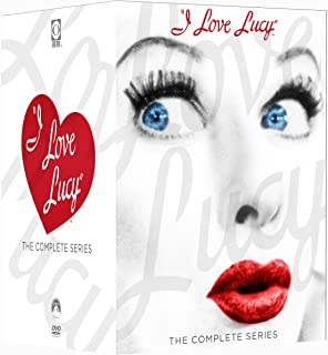 I Love Lucy The Complete Series