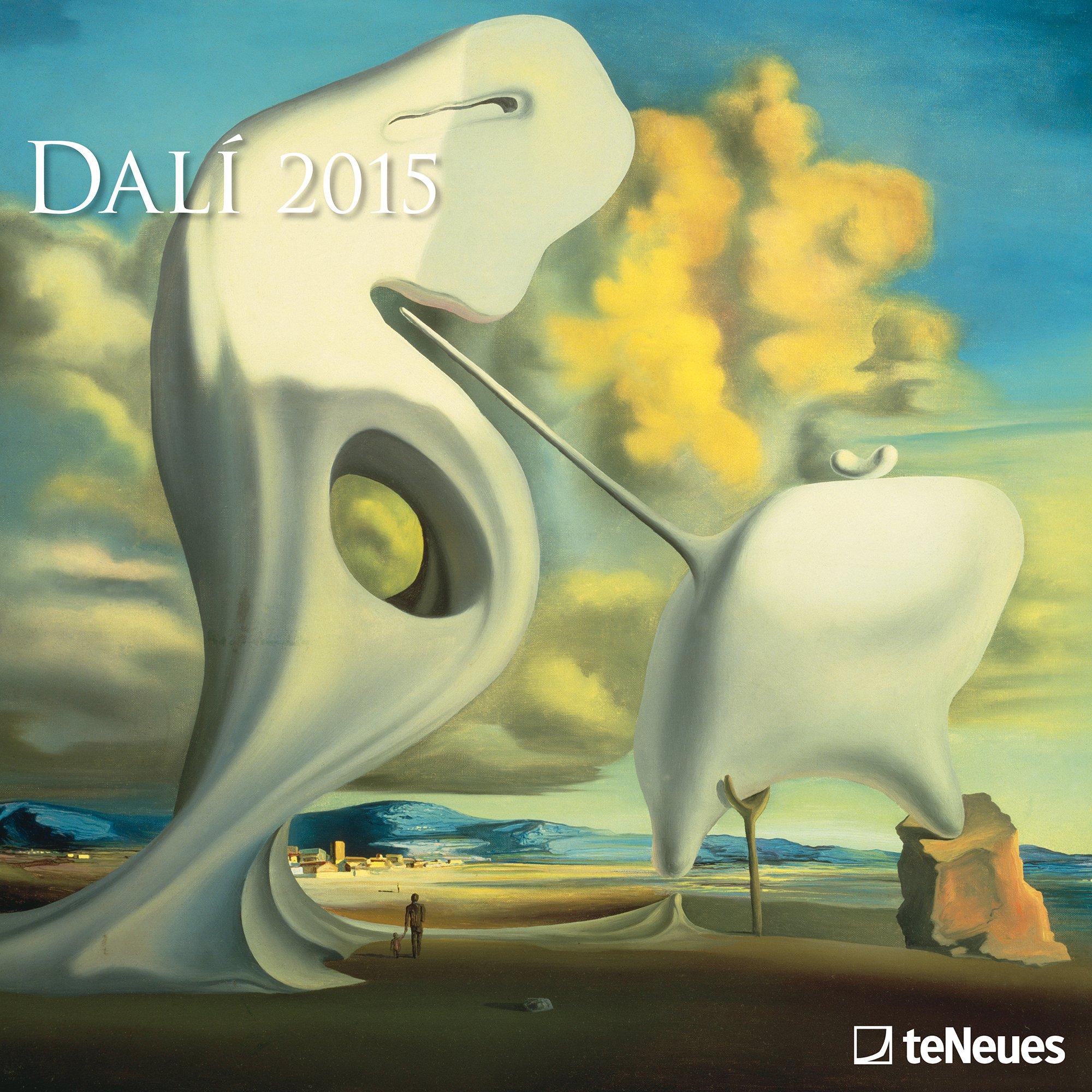 2015 Dalí Wall Calendar: Salvador Dali: 9781623251079: Amazon.com: Books
