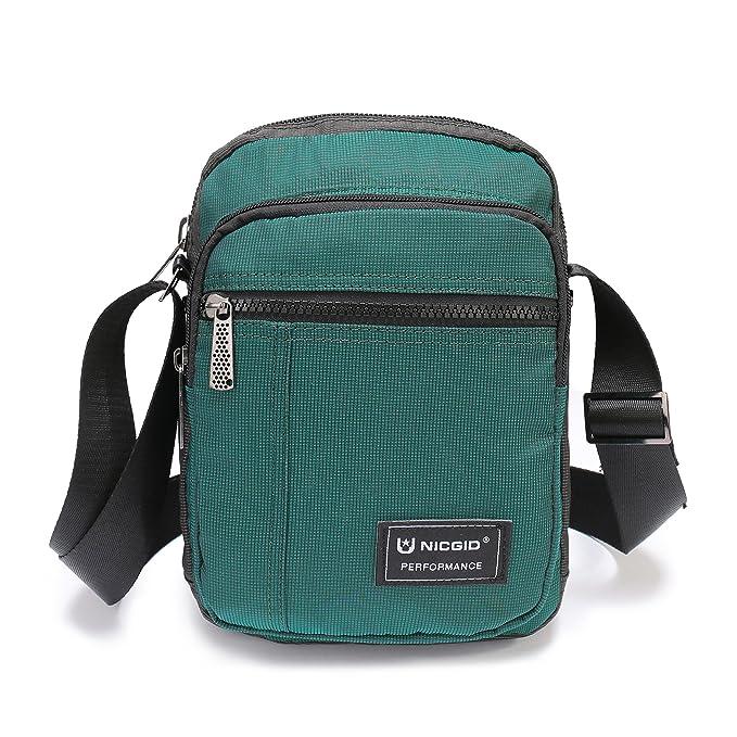 Amazoncom Small Messenger Bag Shoulder Bag Crossbody Ipad Travel