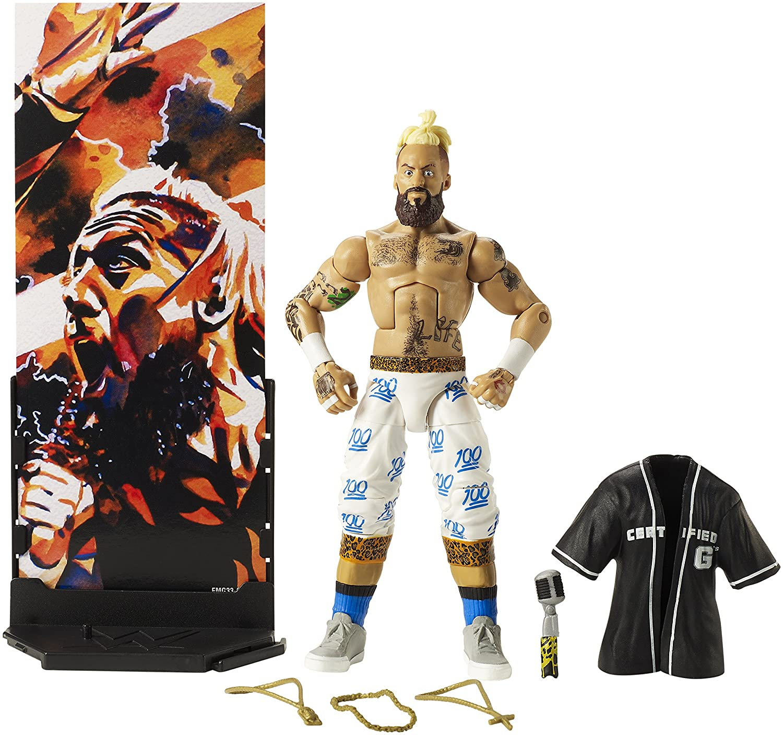 WWE- Enzo Amore Figurine, FMG33