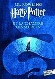 Harry Potter Et La Chambre Des Secrets (Folio Junior) (French Edition)