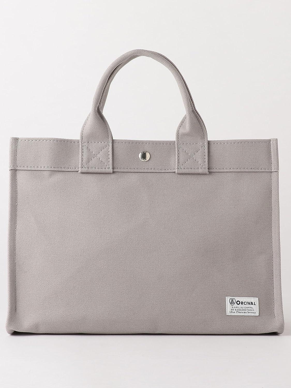 (オデット エ オディール) ORCIVAL canvas bag 45325991996 B07B89LXJF  LT.GRAY(11)