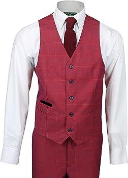 Amazon.com: Xposed traje de hombre 3 piezas Compruebe ...
