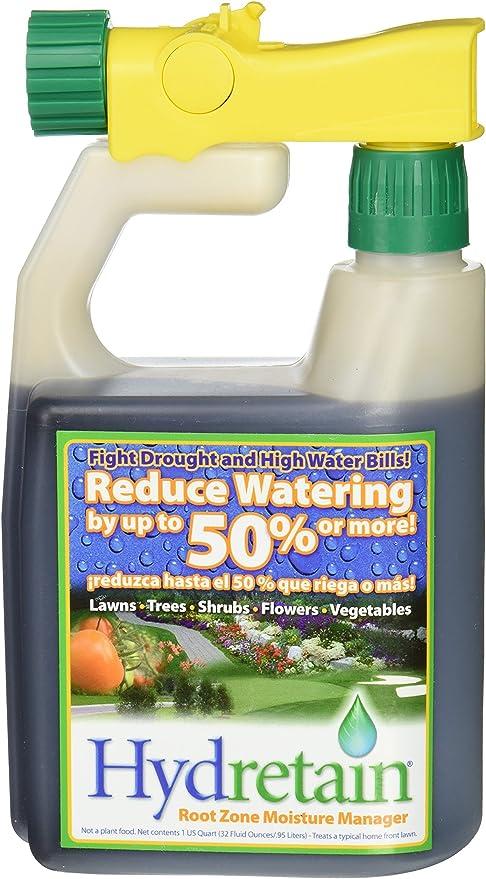 Amazon.com: hydretain Control de humedad para manguera ...