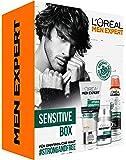 L'Oréal Men Expert Sensitive Box Pflegeset