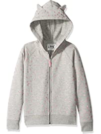 LOOK by crewcuts Girls  Critter Hoodie 51ec959a2