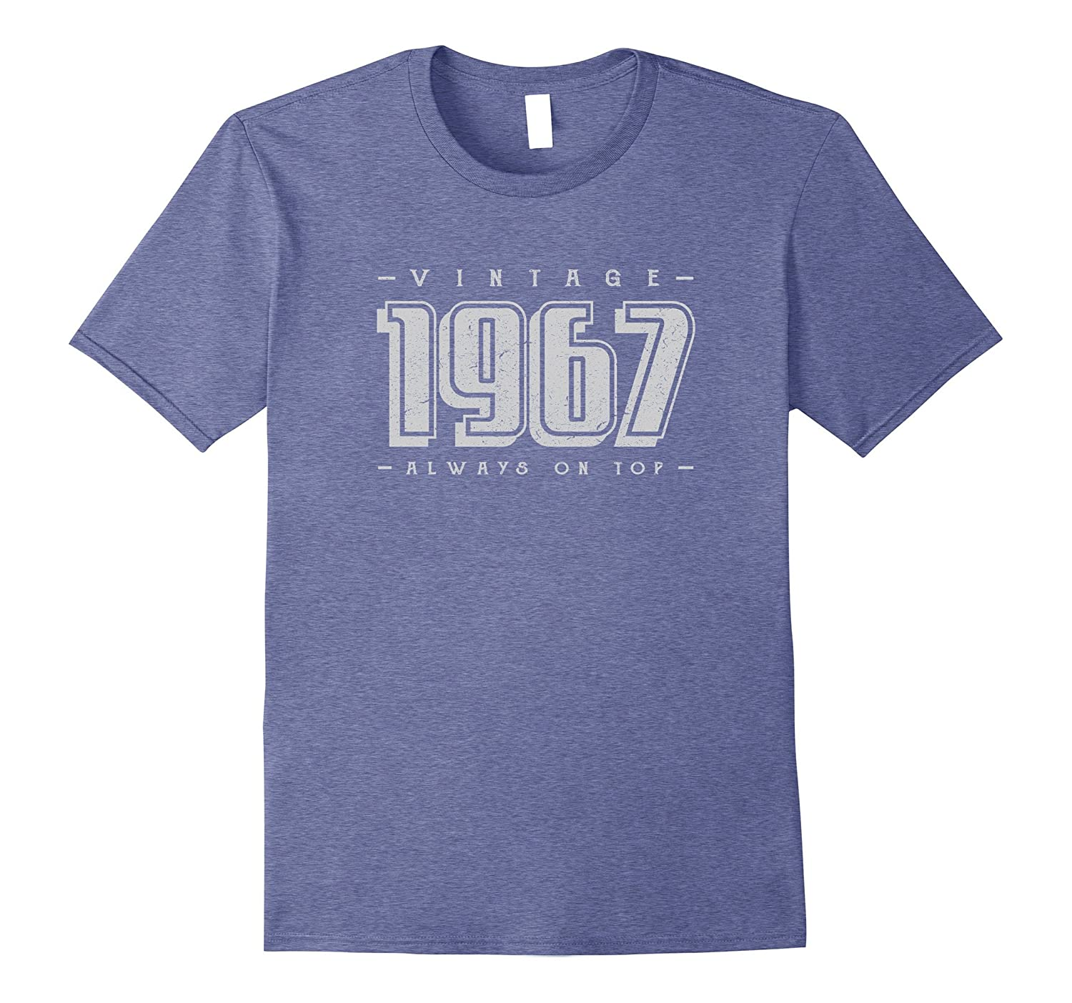 50th Birthday Gifts For Women Men 50 Years Old 1967 T Shirt BN