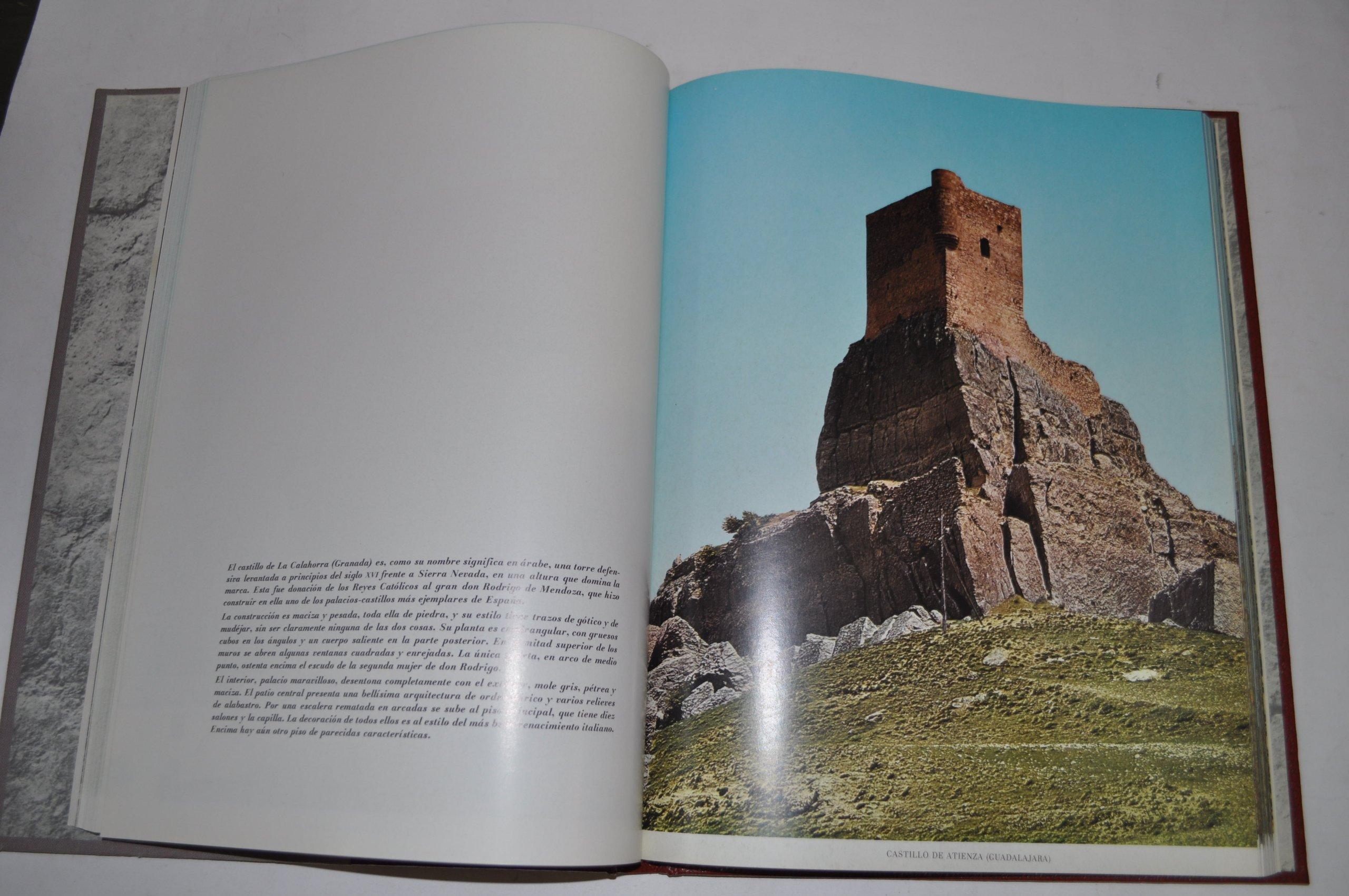 Castillos de España: Amazon.es: VV. AA.: Libros