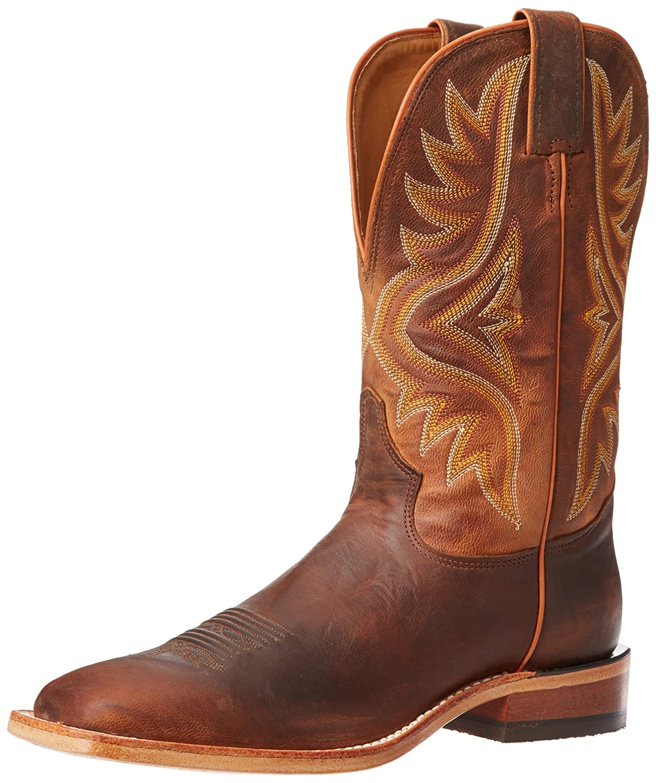 a8a9600b18e Tony Lama Men's 7956 Americana Square Toe Western Boot