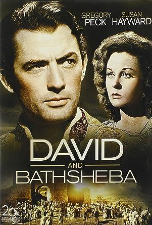 Amazon.com: David And Bathsheba: Gregory Peck, Susan Hayward ...