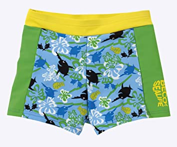 5db24d6bb2a623 Beco Kinder UV-Badehose Sealife: Amazon.de: Sport & Freizeit