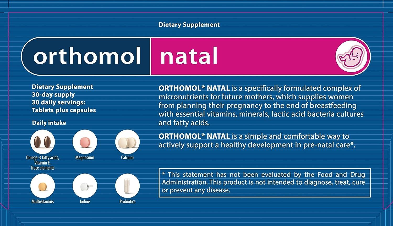 Original Orthomol Natal – Tablets Plus Capsule