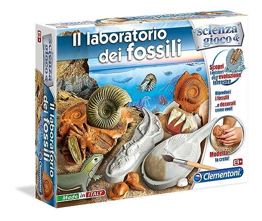 47 opinioni per Clementoni 13933- Scienza e Gioco, Il Laboratorio dei Fossili