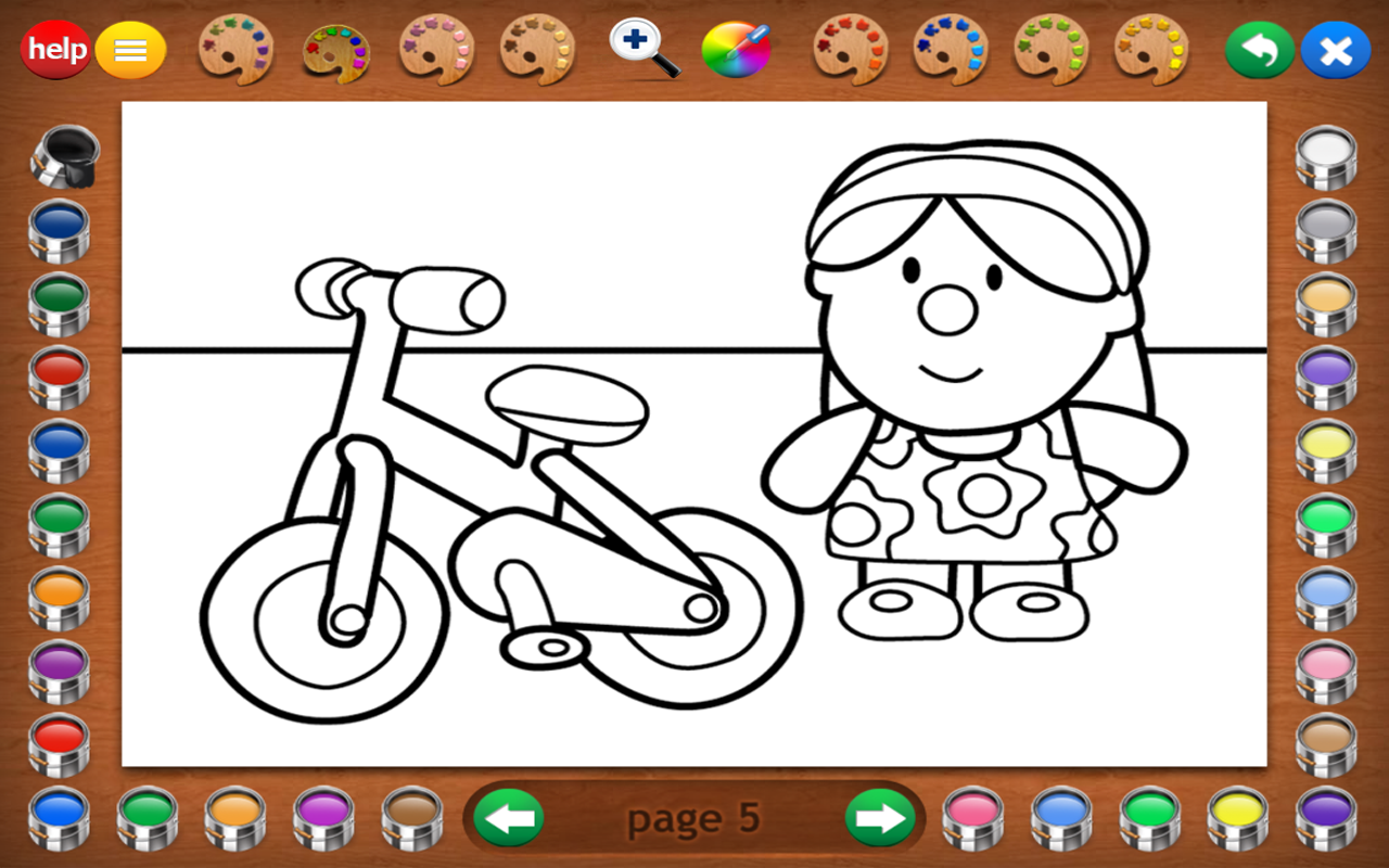 Coloring Book 13: Kids Stuff: Amazon.es: Appstore para Android