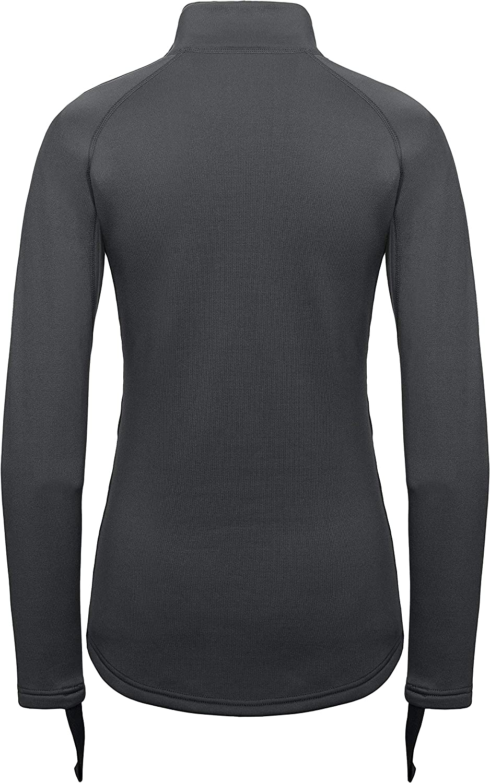 Dasawamedh Womens Fleece Thermal Underwear Set Lightweight Warm Base Layers for Hiking Skiing Diving