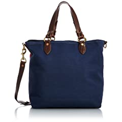 Yuketen Medium Canvas Tote w/ Strap 8013